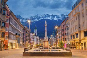 מלונות באינסברוק, אוסטריה