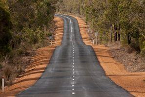 מלונות בהר ברקן, אוסטרליה