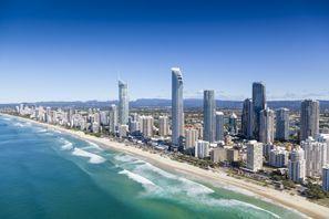 מלונות בחוף זהב, אוסטרליה