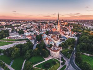 מלונות בטאלין, אסטוניה