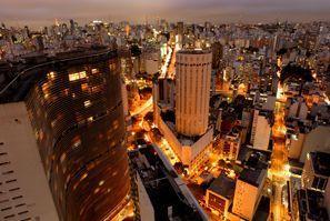 מלונות בסאו פאולו, ברזיל
