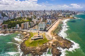 מלונות בסלבדור, ברזיל
