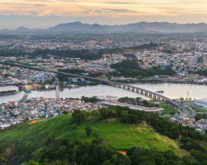 מלונות בקאריאסיסה, ברזיל