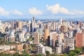 מלונות בקוריטיבה, ברזיל