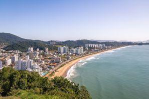 מלונות בItajai, ברזיל
