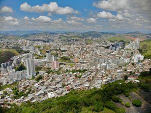 מלונות בJuiz de Fora, ברזיל