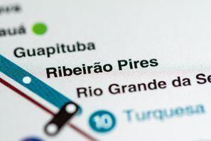מלונות בRibeirao Pires, ברזיל