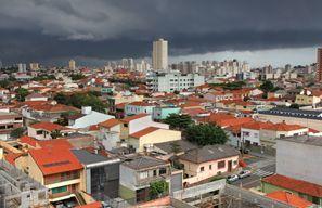 מלונות בSao Caetano do Sul, ברזיל