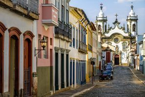 מלונות בSao Joao del Rei, ברזיל