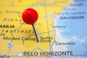 מלונות בTeofilo Otoni, ברזיל