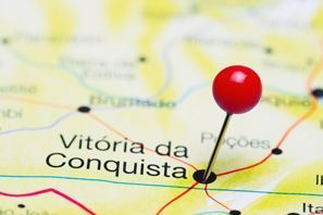 מלונות בVitoria da Conquista, ברזיל