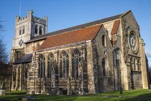 מלונות בWaltham Abbey, בריטניה
