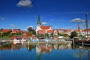 מלונות בBornholm, דנמרק