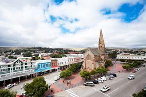 מלונות בבגרהאמסטון, דרום אפריקה