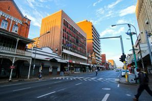 מלונות בPietermaritzburg, דרום אפריקה