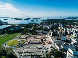 מלונות באספו, פינלנד