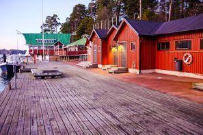 מלונות במאריהמן, פינלנד