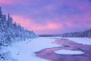 מלונות בMuonio, פינלנד