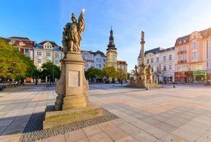 מלונות באוסטרבה, צכיה