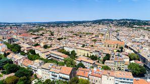 מלונות בAix En Provence, צרפת