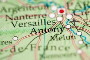מלונות בAntony, צרפת