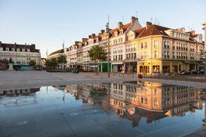 מלונות בBeauvais, צרפת