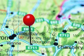 מלונות בBourgoin Jallieu, צרפת