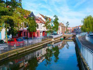 מלונות בBoves Amiens, צרפת