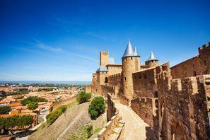 מלונות בCarcassonne, צרפת