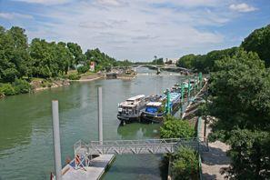 מלונות בCharenton Le Pont, צרפת