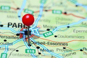 מלונות בCorbeil, צרפת