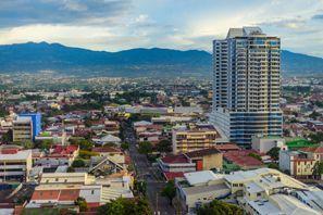 מלונות בסאן חוזה, קוסטה-ריקה